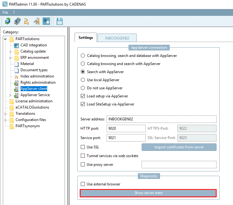 Dimensions that should be avoided: Identification in Table view