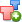 For a centered second circle, the snap point in the center of circle is selected