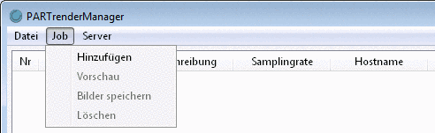 PDM ID information dialog box