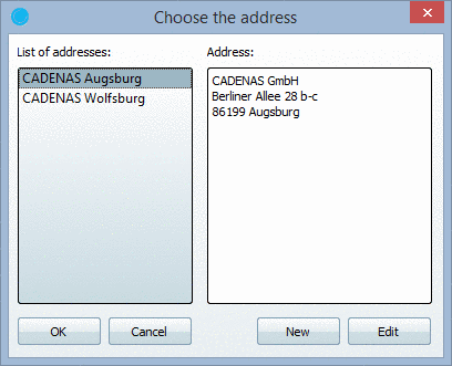 Single part selected in Assembly window