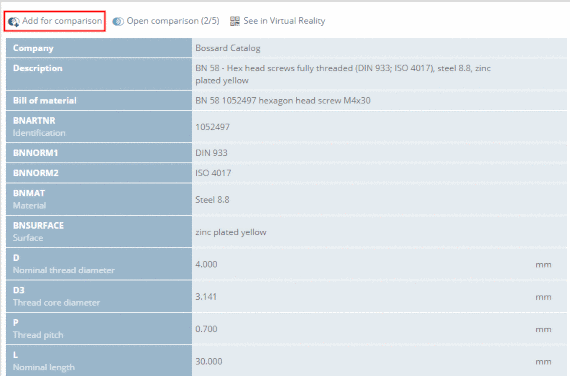 Generate CAD (example Supplier-Portal)