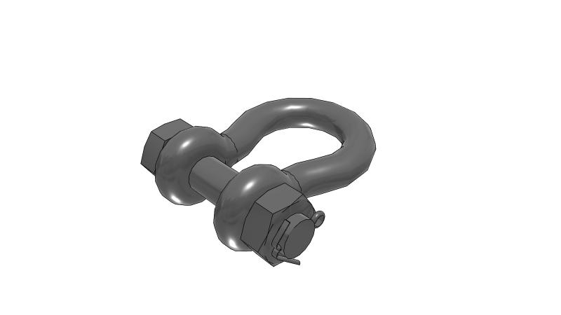 Anchor bolt - 3D CAD Models & 2D Drawings