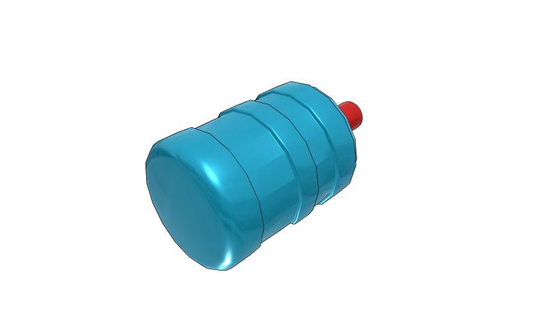 Bottle - 3D Libary - 3D Data