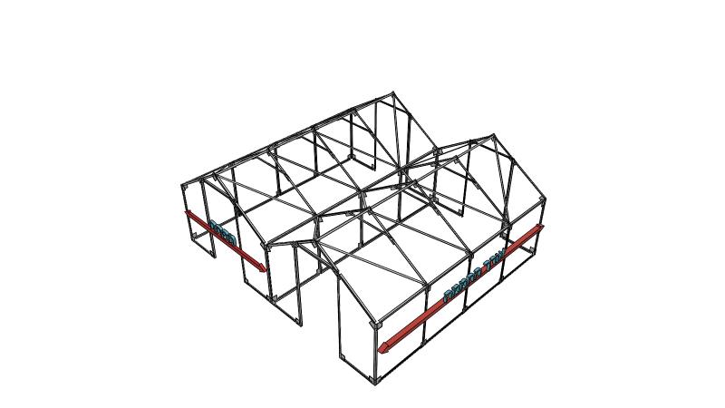greenhouse - 3d bim objects