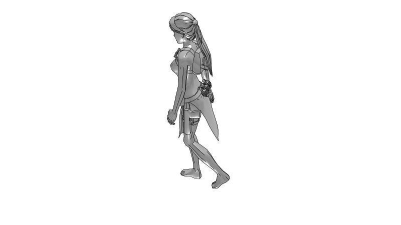 croft karima captured adebibe as lara
