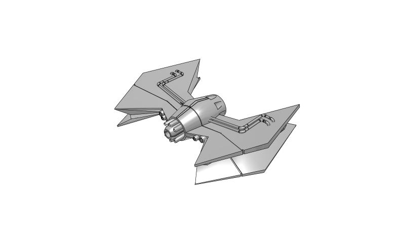 Ion thruster - 2D Symbols - 3D Models