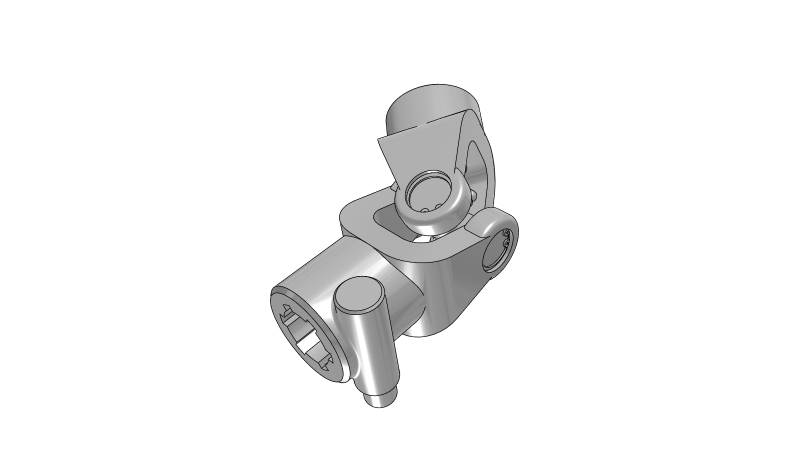Universal joint - 3D CAD Models & 2D Drawings
