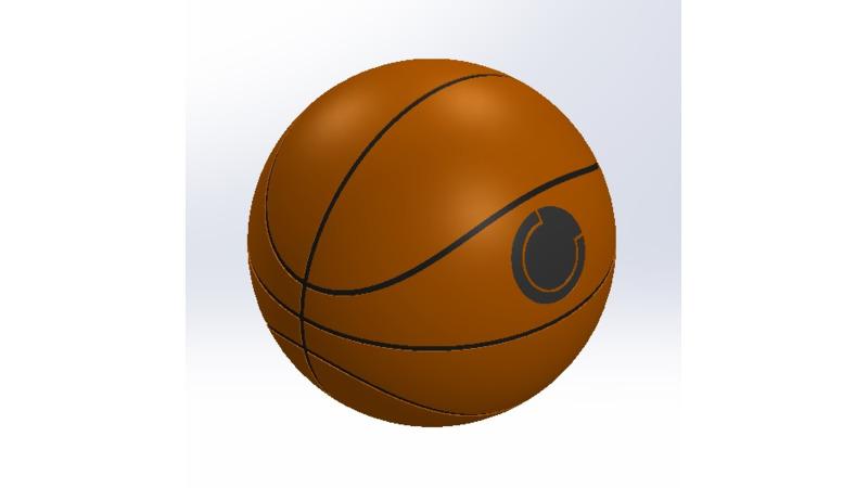 Togu Gymnastikball werfen