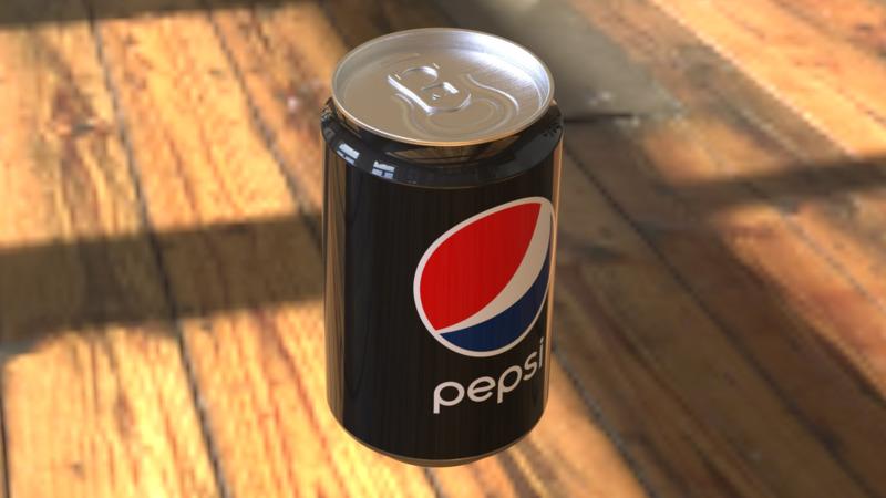 Pepsi - 3D Brand