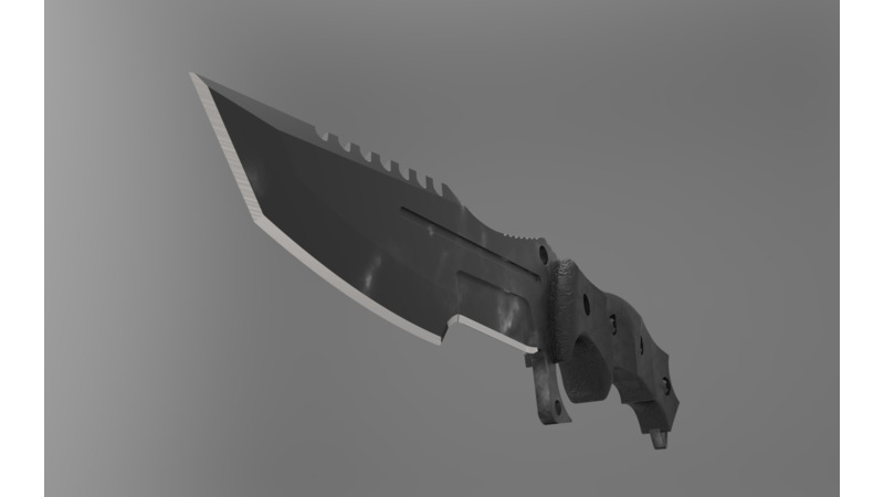 Knife - 3D Tool - 3D Manufacturing