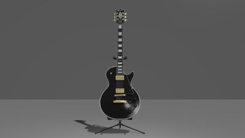 Les Paul Set Humbucker Pickup Gibson Guitar Neck Bridge Epi  Cream Black Zebra