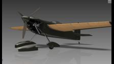 Cessna Skymaster - 3D Vehicle - 3D Data