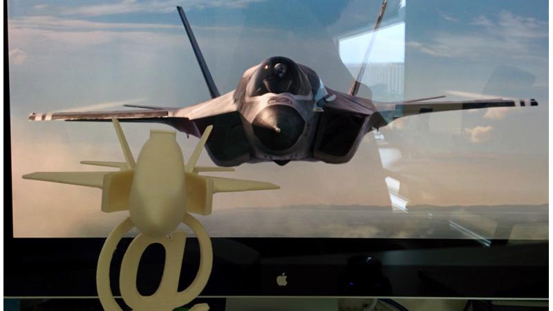 Lockheed Martin F-35 Lightning II - 3D Vehicle - 3D Data