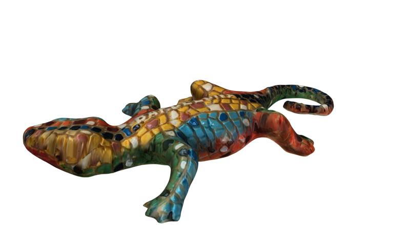 Lizard 3d Animal