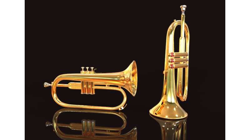Saxophone - 3D Music - 3D Printed