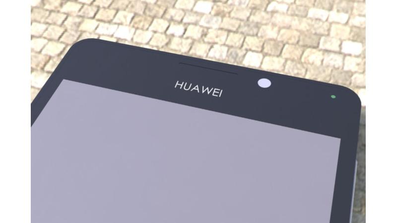 Huawei - 3D Brand
