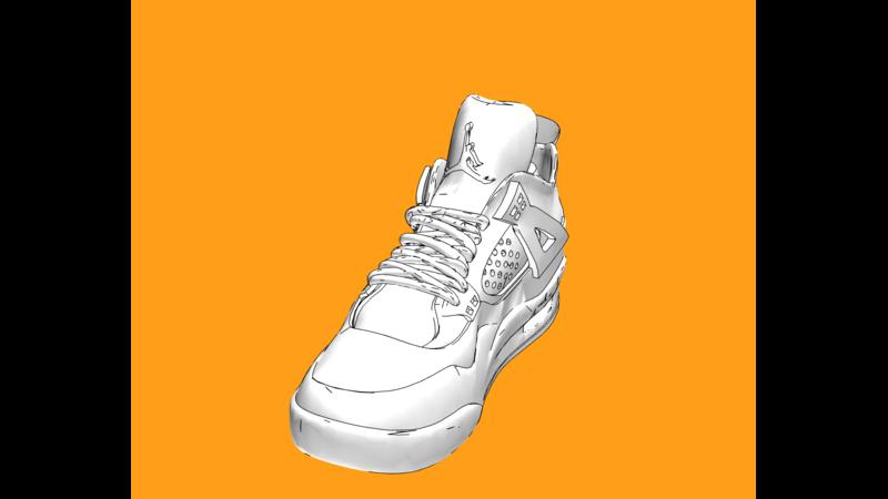 66bc65dfe3349 Schuh - 3D Fashion - 3D Wearables - 3D Shoes