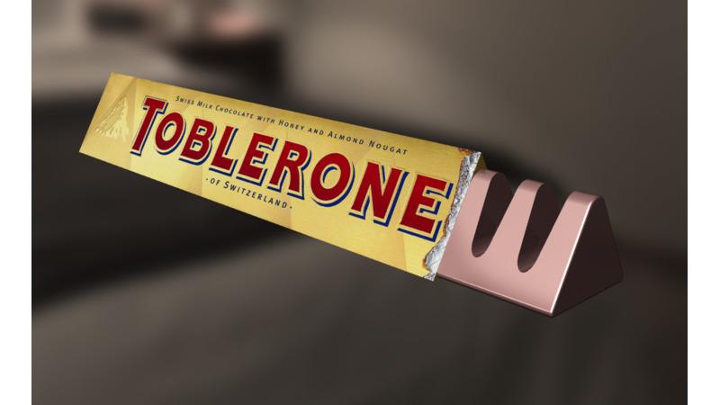 Toblerone - 3D Mesh