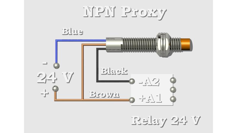 Proximity Sensor 3d Cad Models 2d Drawings