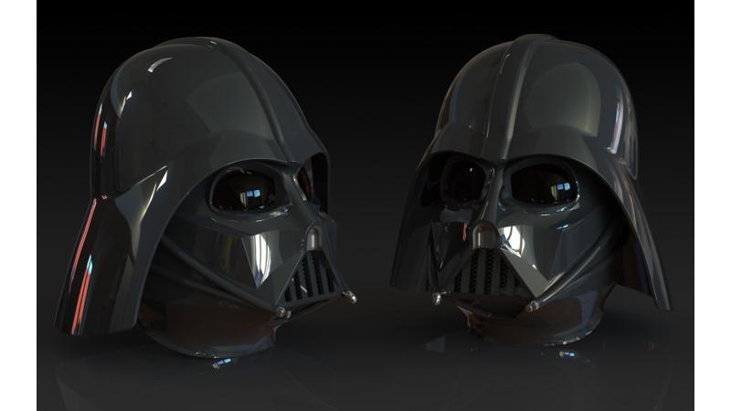 Darth Vader - 3D Science Fiction - Fantasy 3D