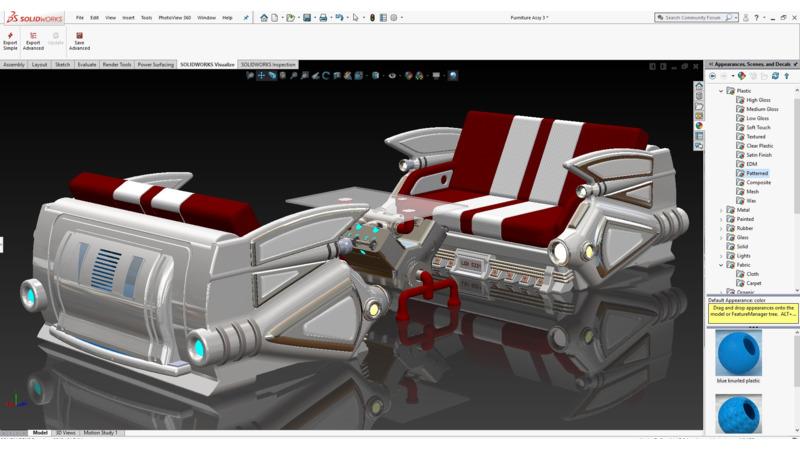 3D CAD Models Community - Free 2D Drawings Library & 3D CAD Models