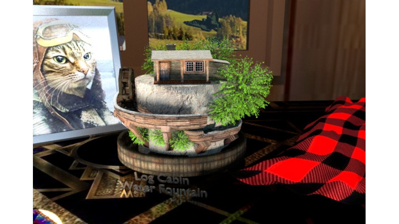 Fountain - 3D BIM Objects - 3D BIM Components