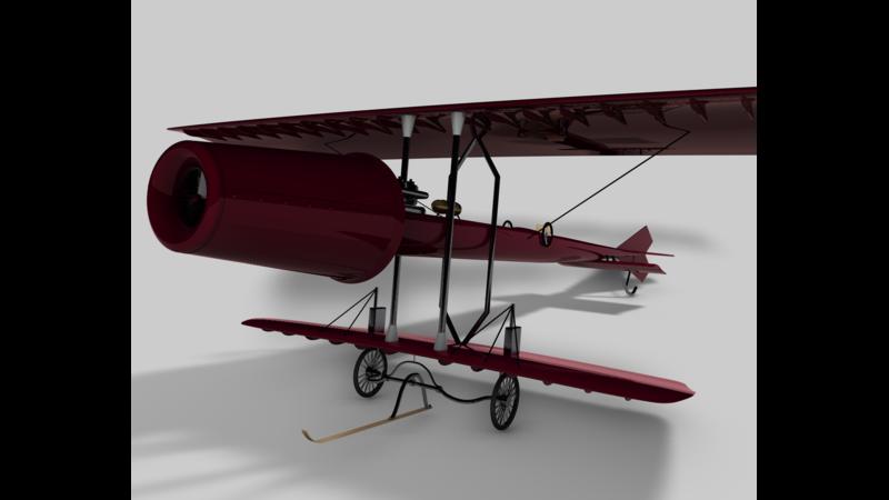 Jet engine - 3D Vehicle - 3D Data
