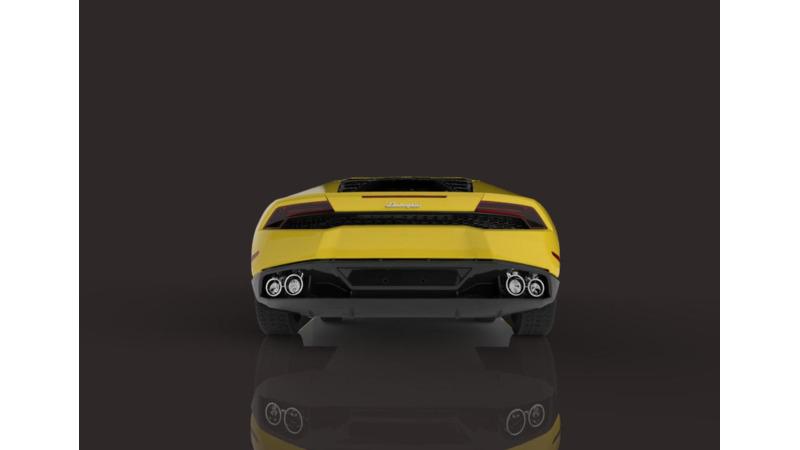 Lamborghini Huracan 3d Cars 3d Motor Bikes 3d Trucks