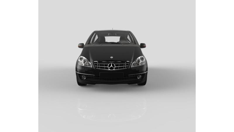 For Mercedes-Benz W201 R129 R171 SLK350 Rear Suspension Stabilizer Bar Link Rein