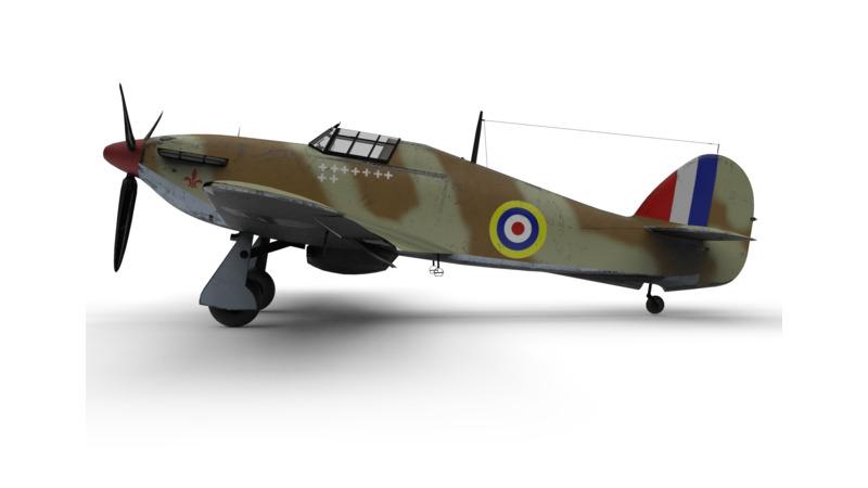 Luftschlacht um England History in 3D