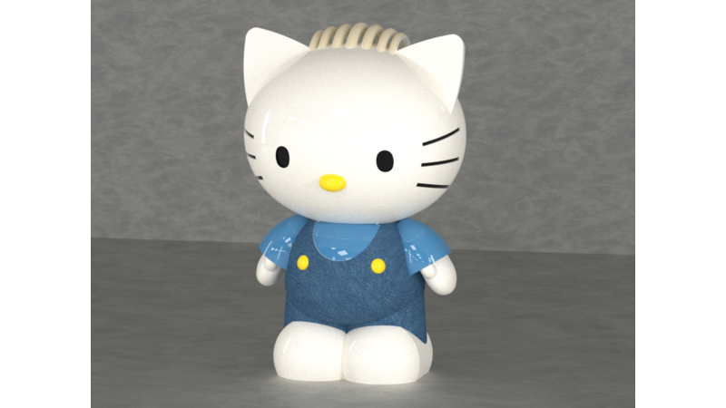 List of Sanrio characters - 3D Science Fiction - Fantasy 3D