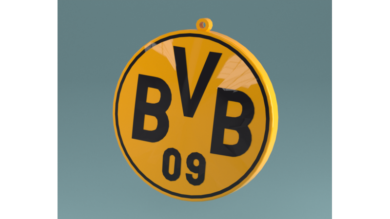 Borussia Dortmund 3d Model 4 Sport