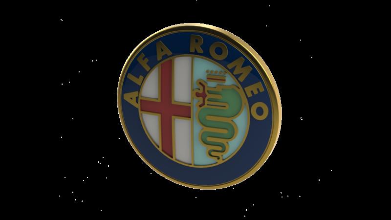 Alfa Romeo 3d Brand