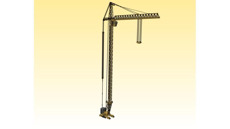 Crane (machine) - 3D BIM Objects - 3D BIM Components