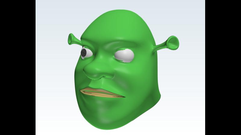 List Of Shrek Characters 3d Movie
