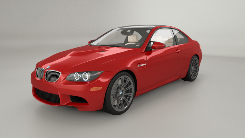 BMW M3 - 3D Cars - 3D Motor Bikes - 3D Trucks