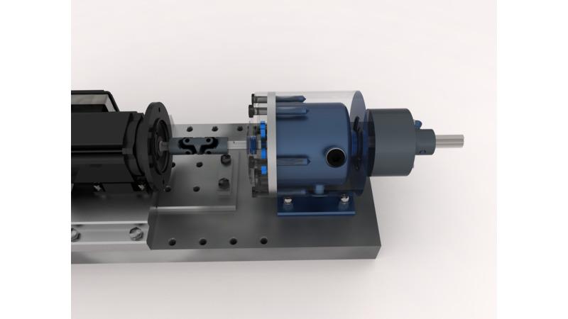 Torque limiter - 3D CAD Models & 2D Drawings
