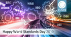 World Standards Day 2019 - Why standardization is essential in engineering