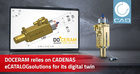 DOCERAM relies on 3D CAD product catalog powered by CADENAS for its digitization strategy