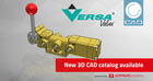 Versa Products launches 3D CAD selector for V-Series Valves
