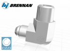 Brennan industries downloads increase 100 percent with 3D catalog by CADENAS