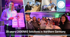 CADENAS Solutions in northern Germany celebrates 20th anniversary