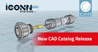 iCONN Systems launches interactive catalog of online CAD downloads powered by CADENAS
