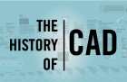 60 Years of CAD Infographic: The History of CAD since 1957