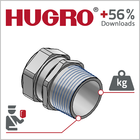 HUGRO increases number of downloads within a year by 56% with CADENAS