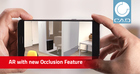 AR in architecture: New occlusion feature merges real and digital worlds like never before