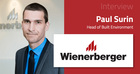 Global product data management – Interview with Paul Surin, Head of Built Environment at Wienerberger AG