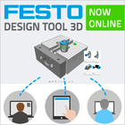 Festo Design Tool 3D Online: Configure assembled products in a matter of seconds