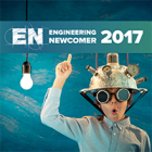 Engineering Newcomer 2017 goes international
