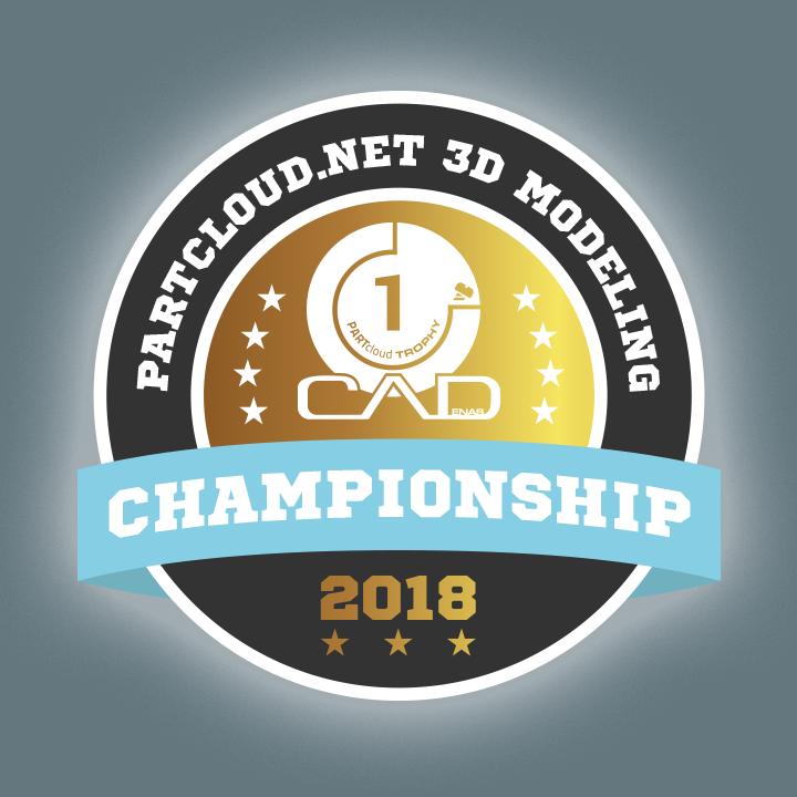 PARTcloud 3D Modeling World Championship 2018 - Group